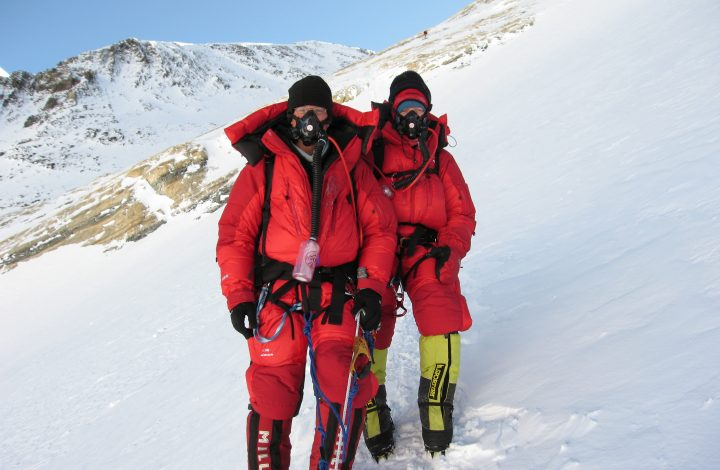 Fiona & Paul's Climb of Mt Everest (2006)
