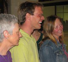 Mary, Paul and Fiona