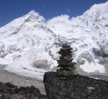 Mt Everest from Kala Patar